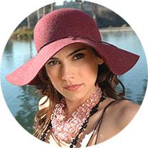 Summer Hair Hat