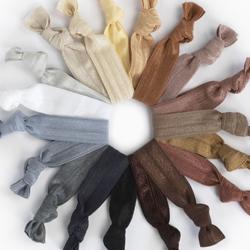Neutrals Hair Ties