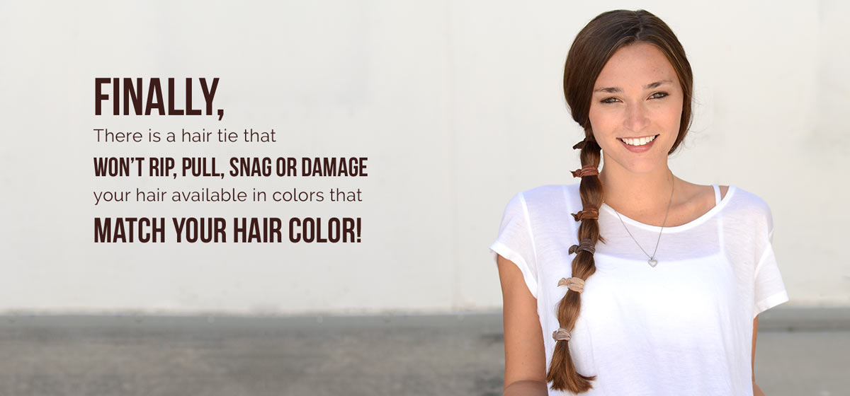 Hair Ties That Match Your Hair Color And Your Style Cyndibands