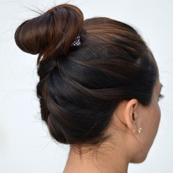 Buns and Top Knots