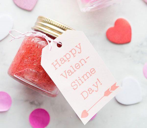 thebestideasforkids.com Valentine Slime