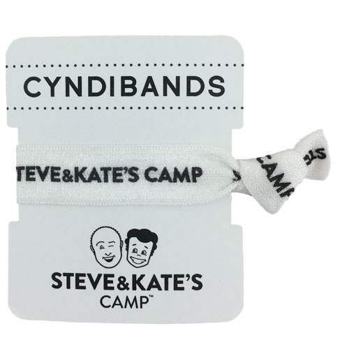 Steve and Kate's Camp Hair Ties Giveaway