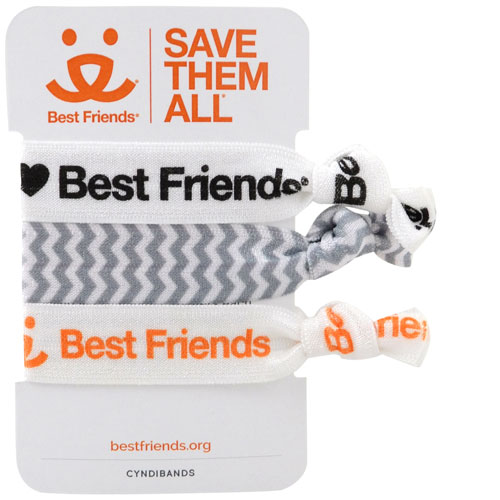 Best Friends Hair Ties