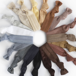 Neutrals Hair Ties